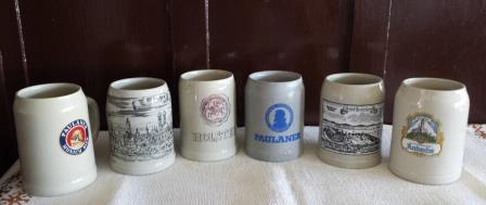 beer glasses history