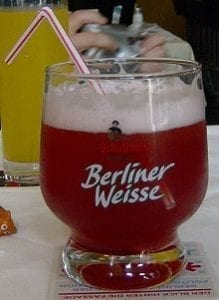 what is a berliner weisse glass