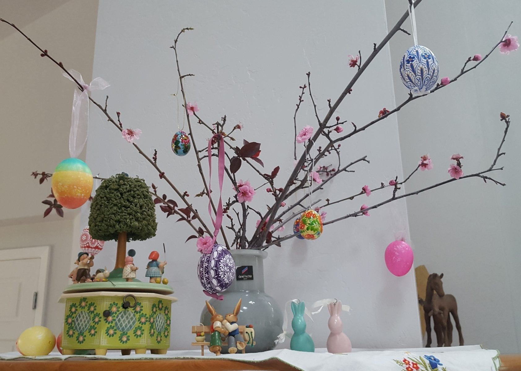 What is an Osterbaum? Create Your OWN Easter Tree with Cute Ornaments that you Make or Buy!