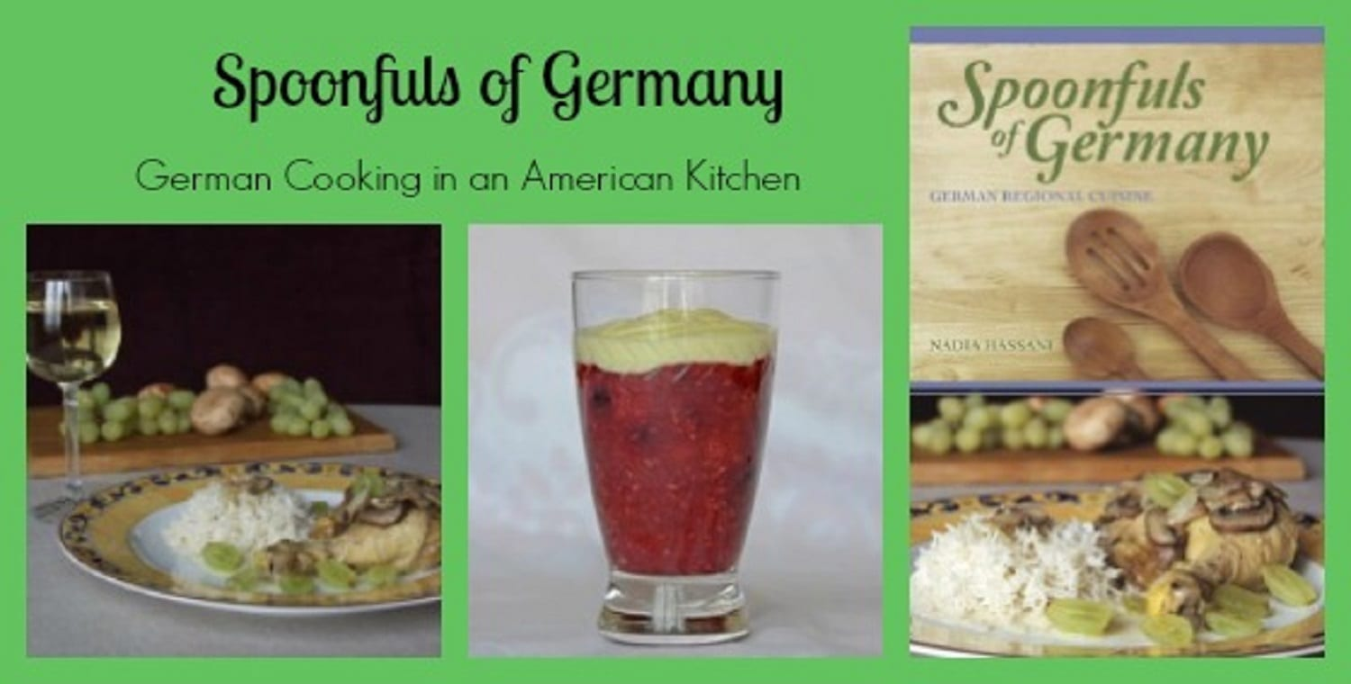 Spoonfuls of Germany Cookbook Review- German Cooking in an American Kitchen