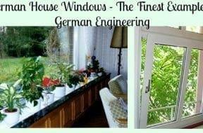 german-house-windows