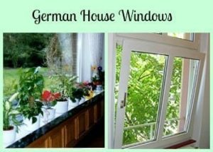 German House Windows – The Finest Example of German Engineering