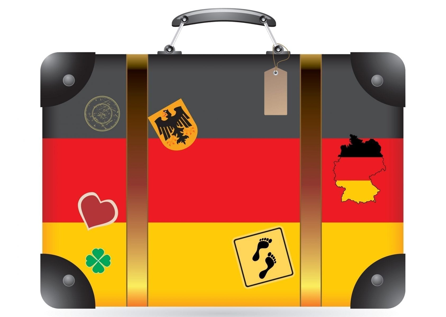 What to Bring Back from Germany or How I Overfill My Suitcase Every Time