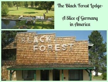 The Black Forest Lodge- A Slice of Germany in America