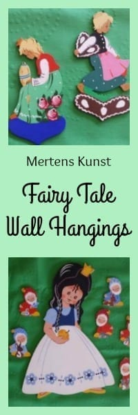 fairy tale wall hangings
