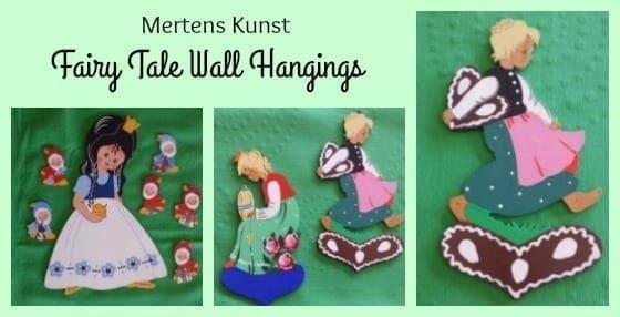 fairy tale wall art