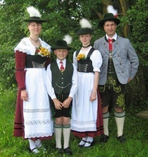what does a german look like