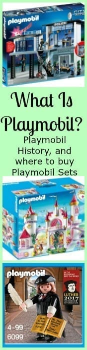 what is playmobile