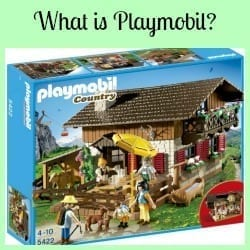 What is Playmobil ? Toys for the Imagination
