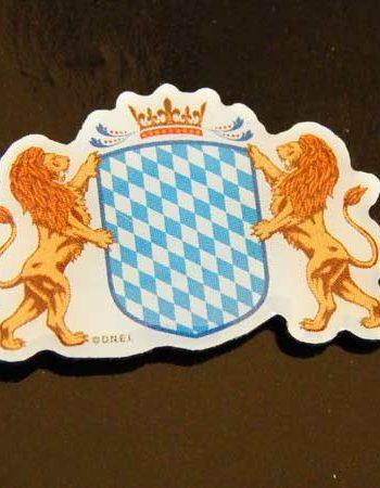 Bavarian Crest Pin