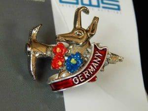 Bavarian Hat Pin