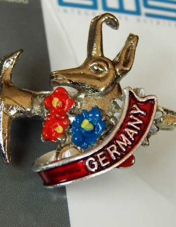 Bavarian Hat Pin