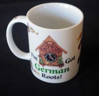 I've Got German Roots Coffee Mug
