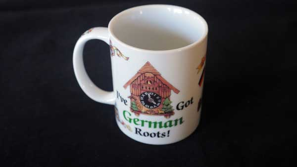 I've Got German Roots Coffee Mug