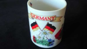 I love Germany Mug