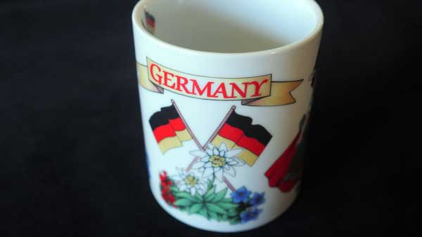 I love Germany Mug