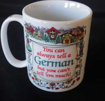 You Can Always Tell A German