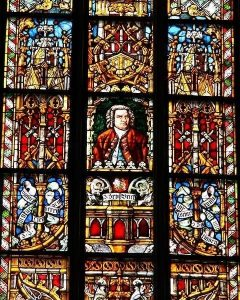Bach Window
