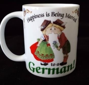 Happiness is being Married to a German