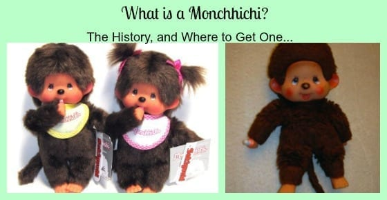 what is a monchichi