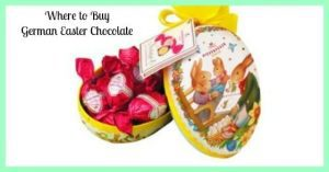 Where to Buy German Easter Chocolate to make Your Holiday Delicious!