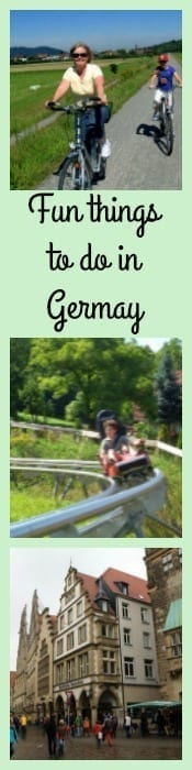 things to do germany