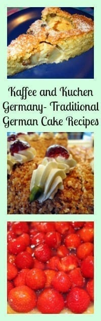 best german cakes