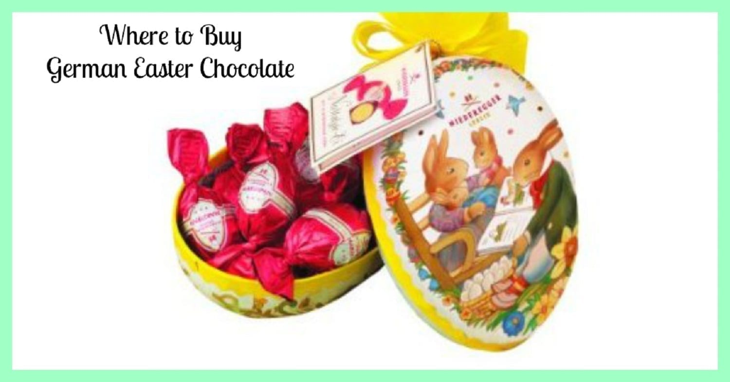 Where to buy german easter chocolate to make your holiday delicious negle Choice Image