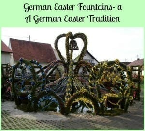 German Easter Fountains 4
