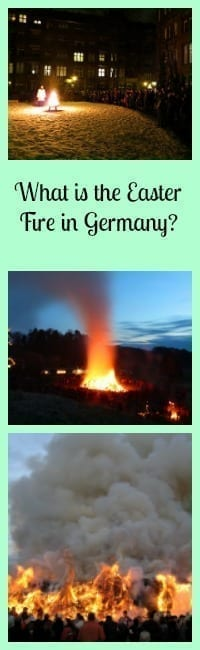 what is the easter fire in germany