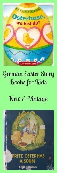 german easter story books