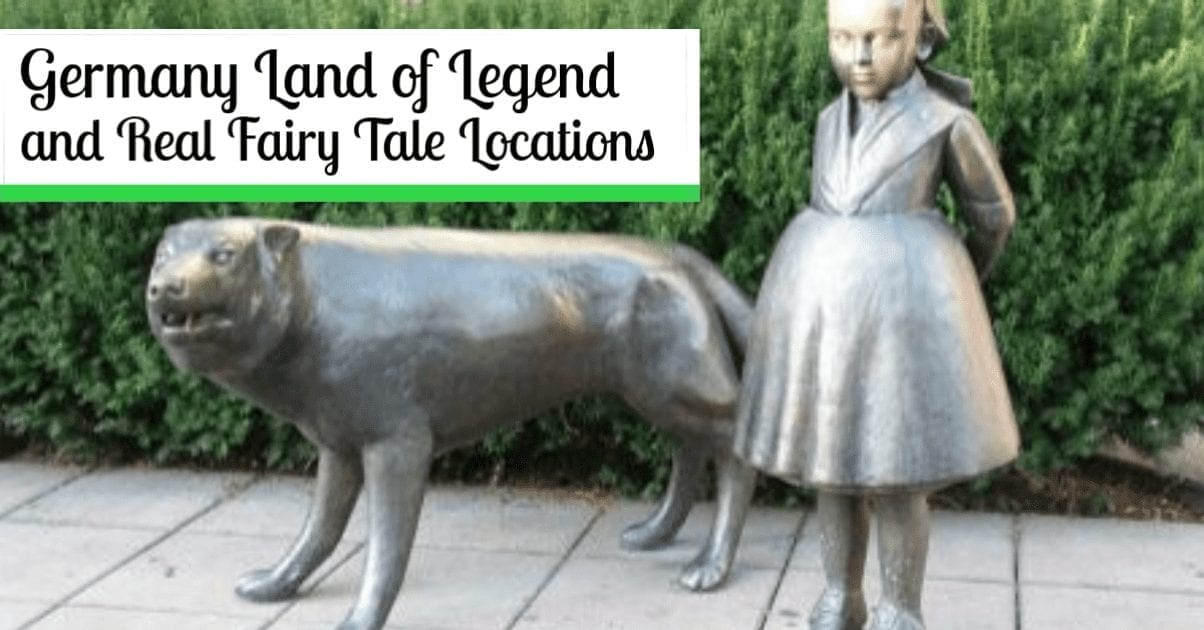 Germany Land of Legend and Real Fairy Tale Locations