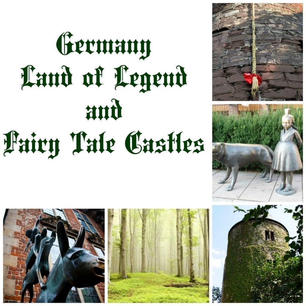 germany land of legend