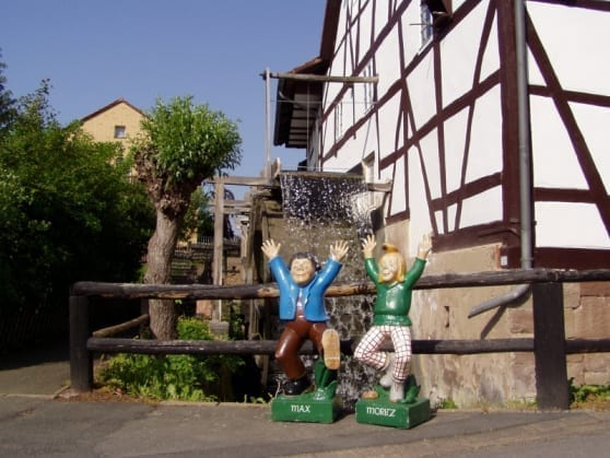 german fairy tales and legends