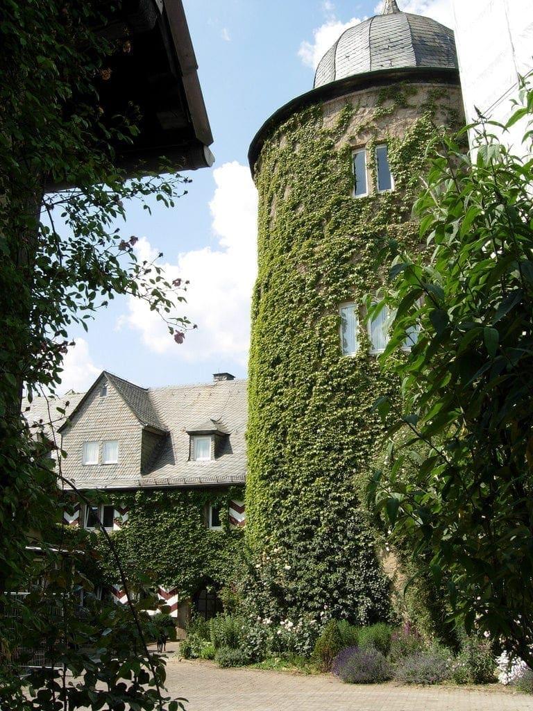 fairy tale castle germany