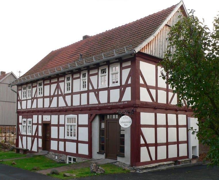 snow whites house