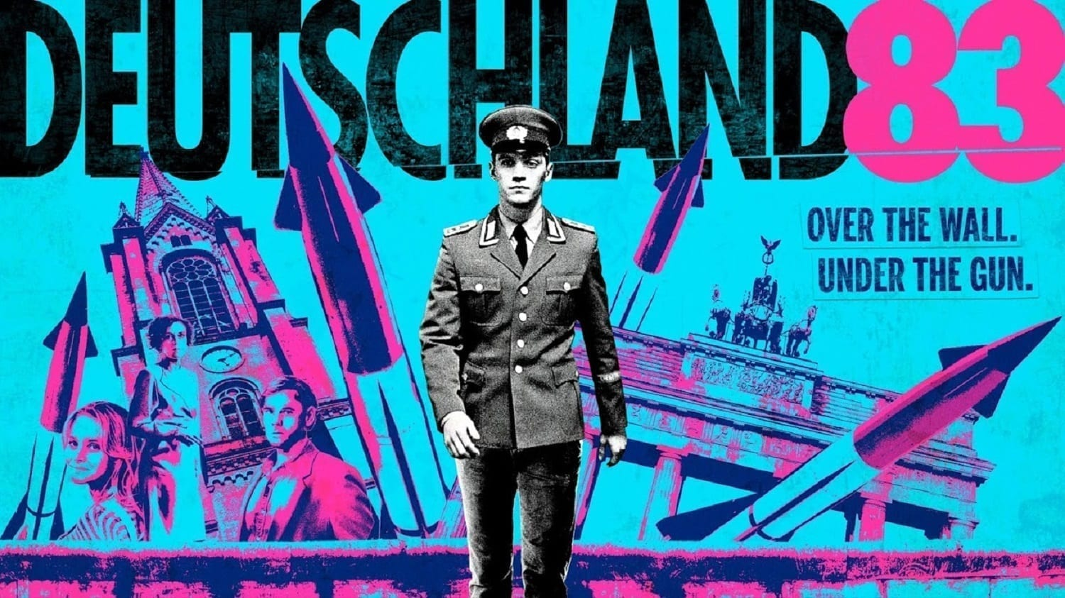 Is Deutschland 83 on DVD… YES! My Review and Where to Buy it!
