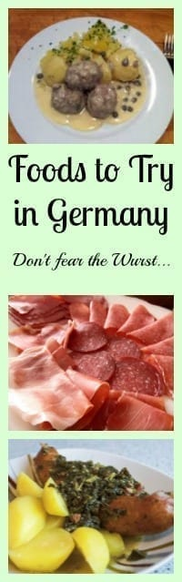 food to eat germany