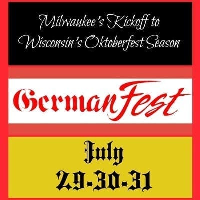 German Fest Milwaukee- Celebrating German Culture in America!
