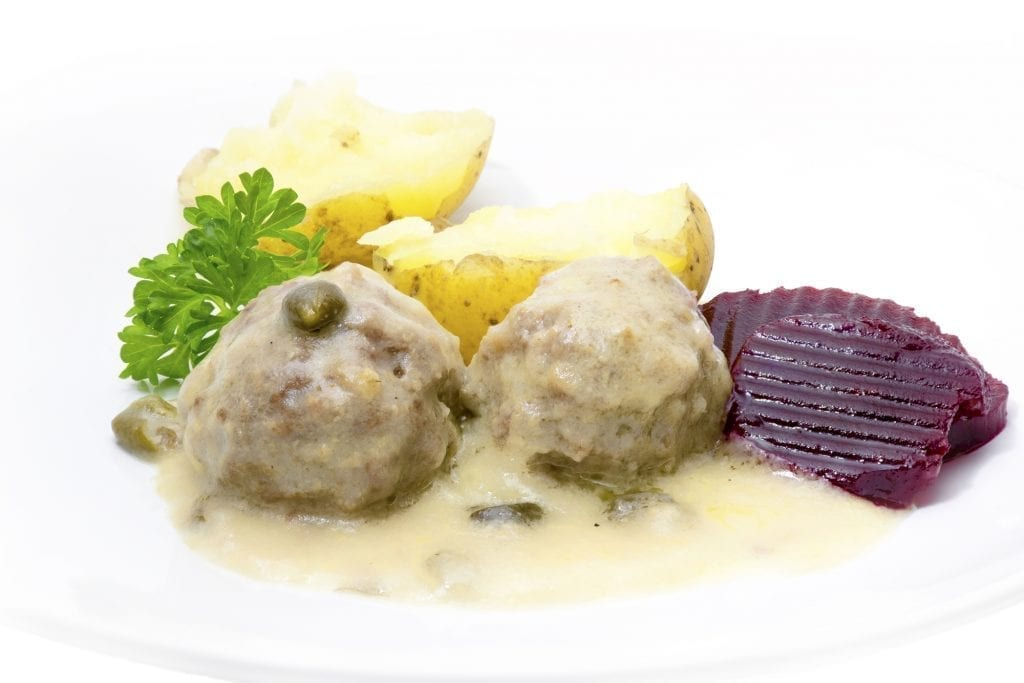 traditional foods germany
