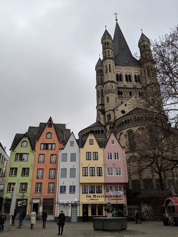 places to see cologne