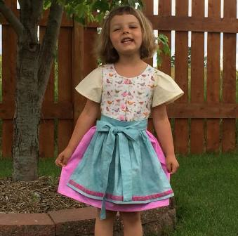 Traditional German Clothes for Kids