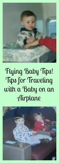 flying baby tips