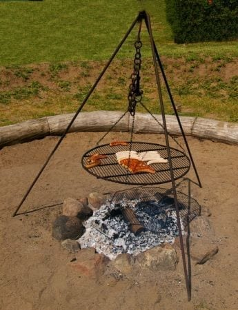 how to schwenker grill