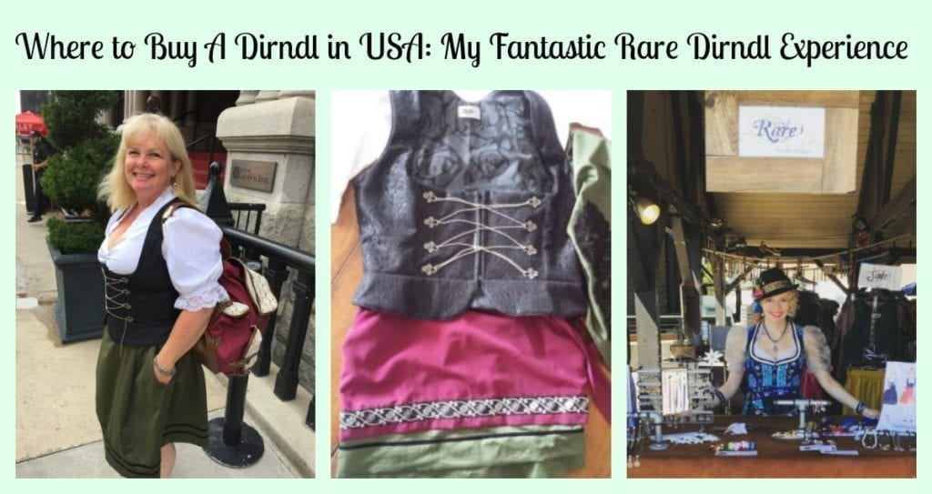 where to buy a dirndl usa