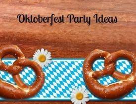 oktoberfest party ideas 2