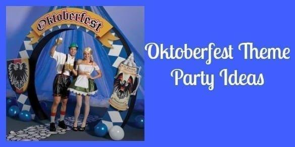 oktoberfest theme party ideas1