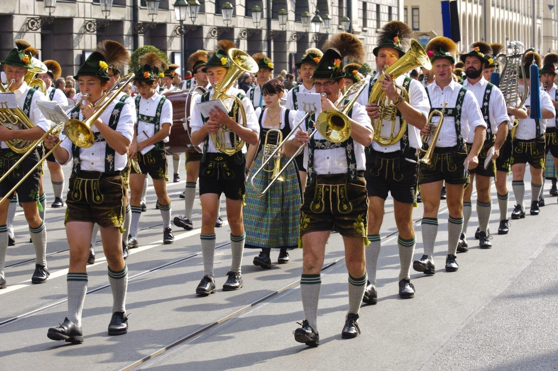 Top Oktoberfest Songs You WILL Hear at German Festivals