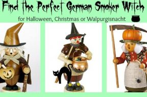 german smoker witch