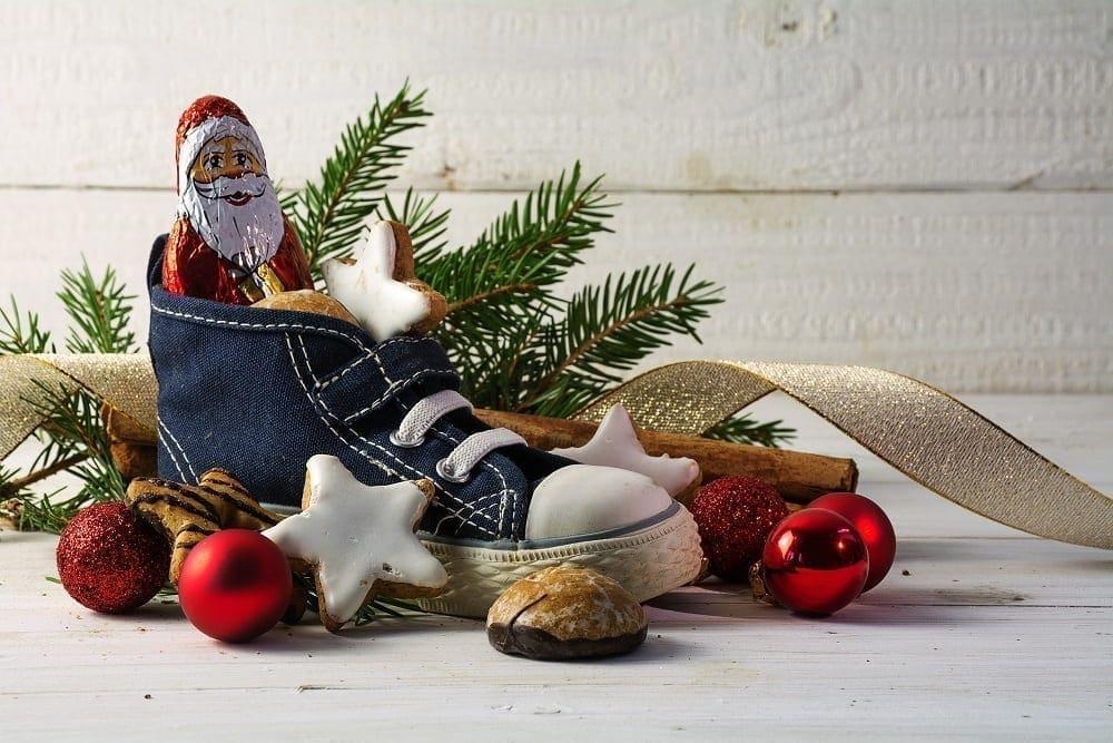 german christmas traditions kids